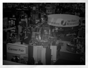 Virtual Job Fair Booth