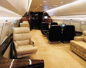 Boing-727- VIP Jet